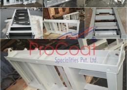 Pump Base Frames Protective Coating